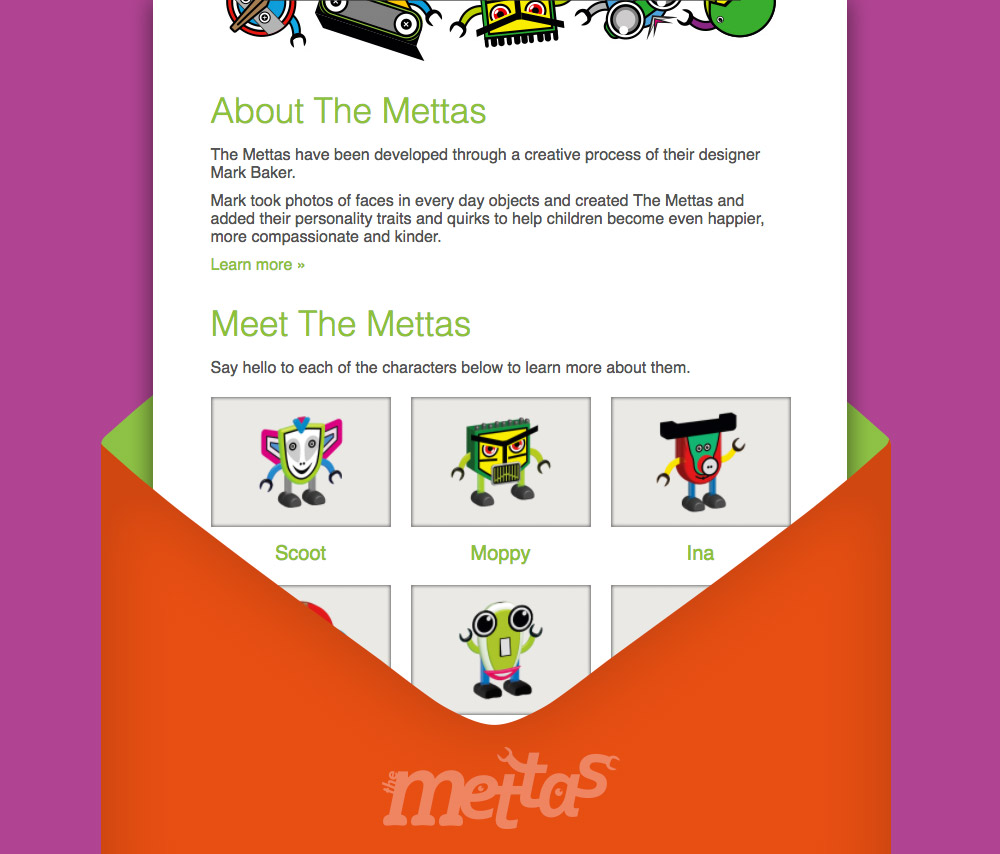 The Mettas eNewsletter