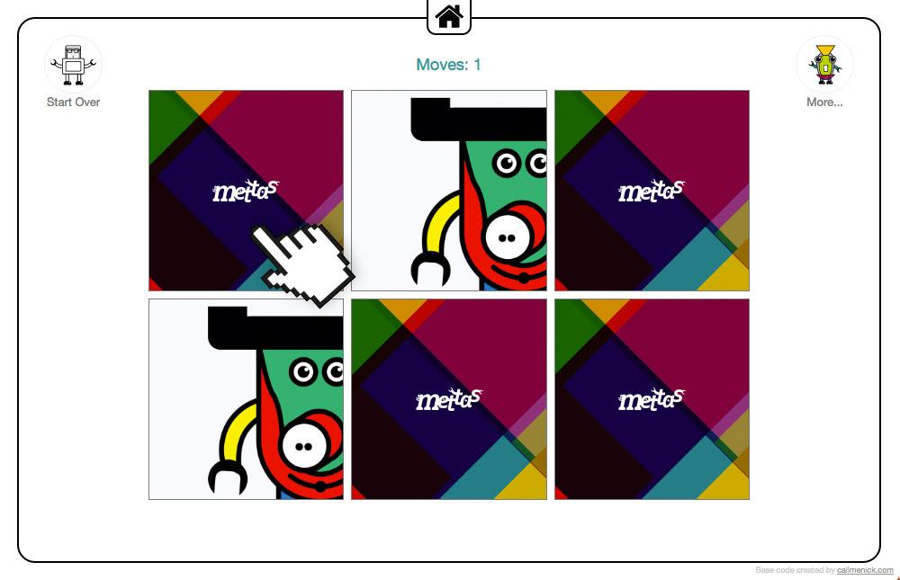 Ina memory game