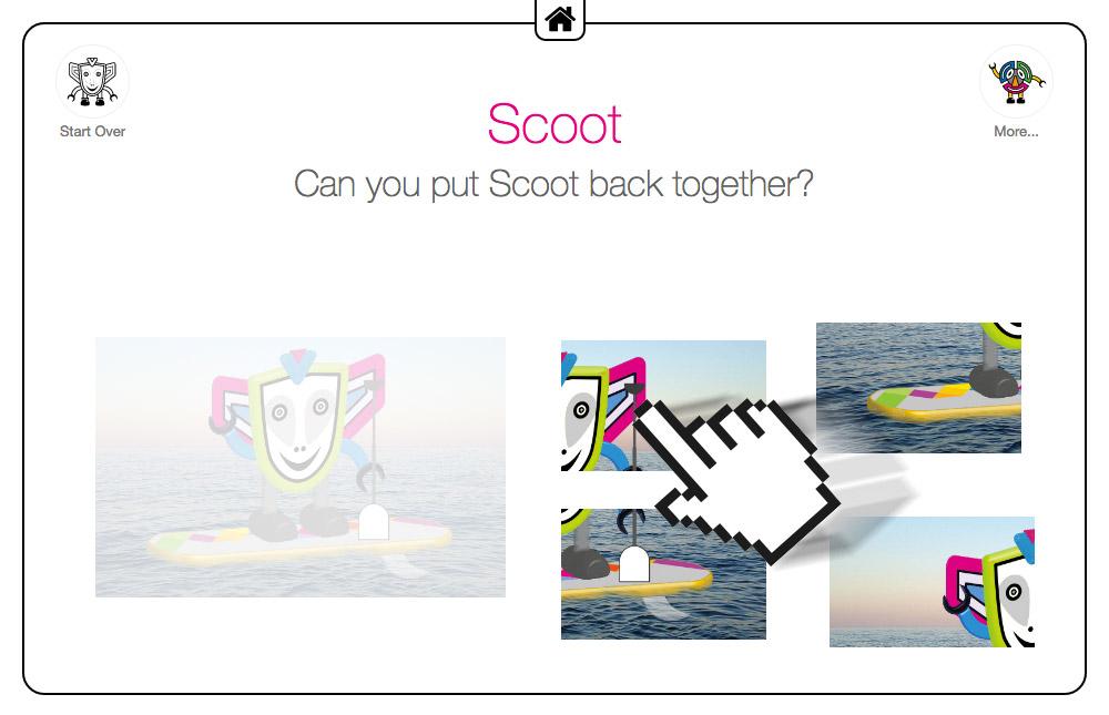 Scoot Puzzle