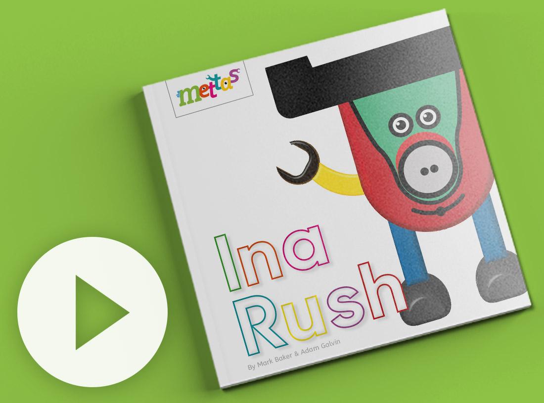 Ina Rush Book