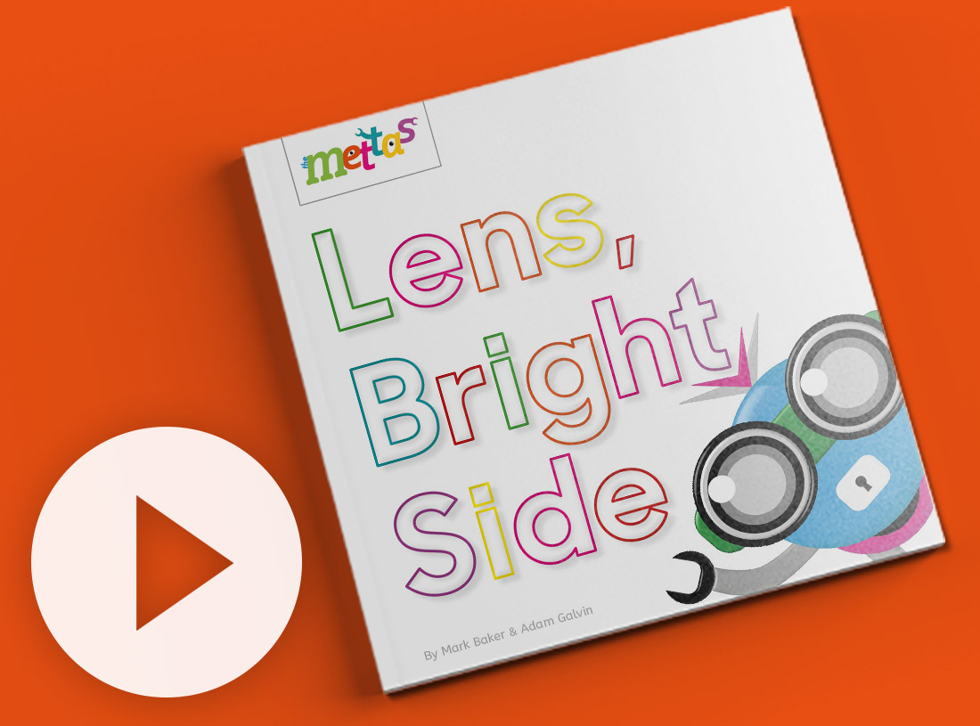 Lens, Bright Side Book